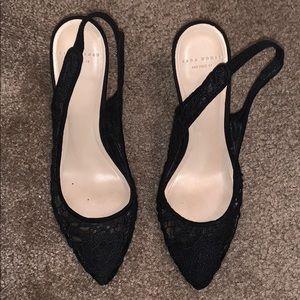 Zara Lace Heels 👠
